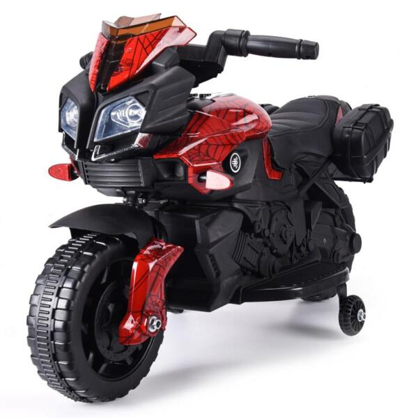 Kids Ride on Motorcycle for Kids Aged 37-60 Months, Red kids ride on motorcycle for kids aged 37 60 months white 1