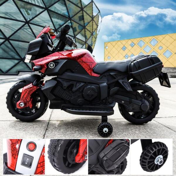 Kids Ride on Motorcycle for Kids Aged 37-60 Months, Red kids ride on motorcycle for kids aged 37 60 months white 15