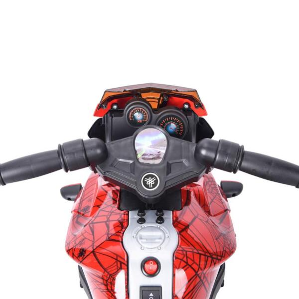 Kids Ride on Motorcycle for Kids Aged 37-60 Months, Red kids ride on motorcycle for kids aged 37 60 months white 18 1