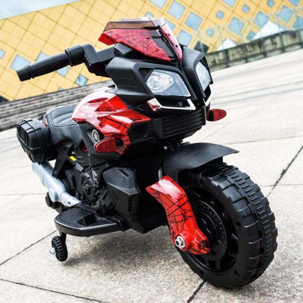 Kids Ride on Motorcycle for Kids Aged 37-60 Months, Red kids ride on motorcycle for kids aged 37 60 months white 9