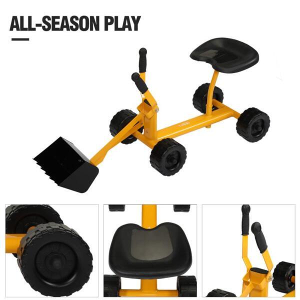 Kids Ride On Sand Bulldozer Toys for Kids 3-12 kids ride on sand bulldozer toys for kids 3 12 23