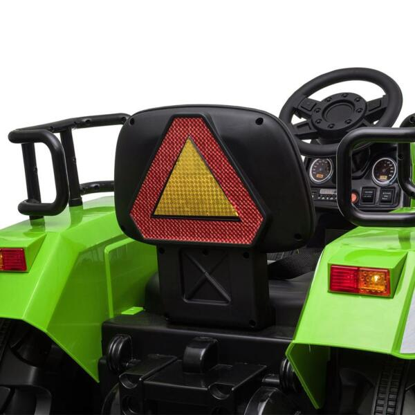 Kids Ride On Tractor with Remote Control, Green kids ride on tractor with remote control green 13