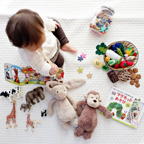 choose suitable kids to for your baby's childhood