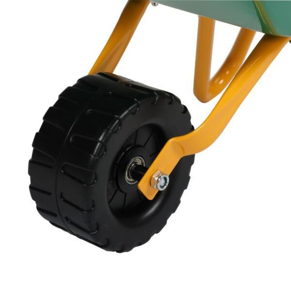 Kids WheelBarrows with Garden Carts, Green kids wheel barrows and garden carts green 19 1