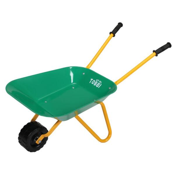 Kids WheelBarrows with Garden Carts, Green kids wheel barrows and garden carts green 6