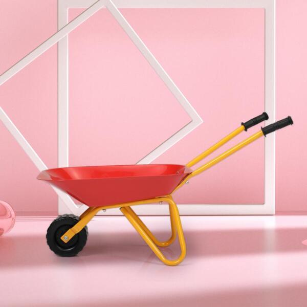 Kids Wheel Barrows and Garden Carts, Red kids wheel barrows and garden carts red 11 1