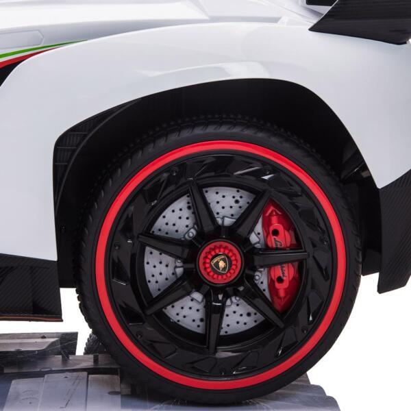 Lamborghini Veneno 12V Kids Ride On Car , White lamborghini veneno 12v kids ride on car white 33