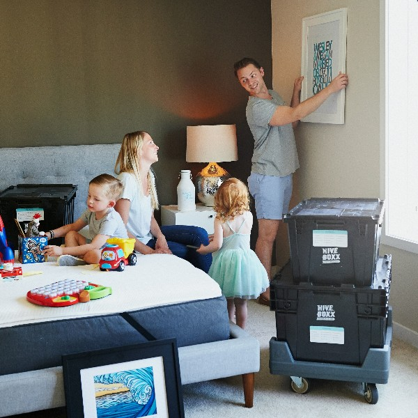 smart way to orgainze kids toys and make room clean