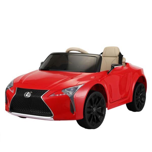Lexus Licensed LC500 Electric Vehicle, Red lexus licensed lc500 electric vehicle red 2 副本
