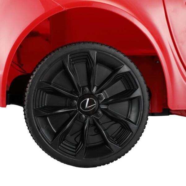 Lexus Licensed LC500 Electric Vehicle, Red lexus licensed lc500 electric vehicle red 22