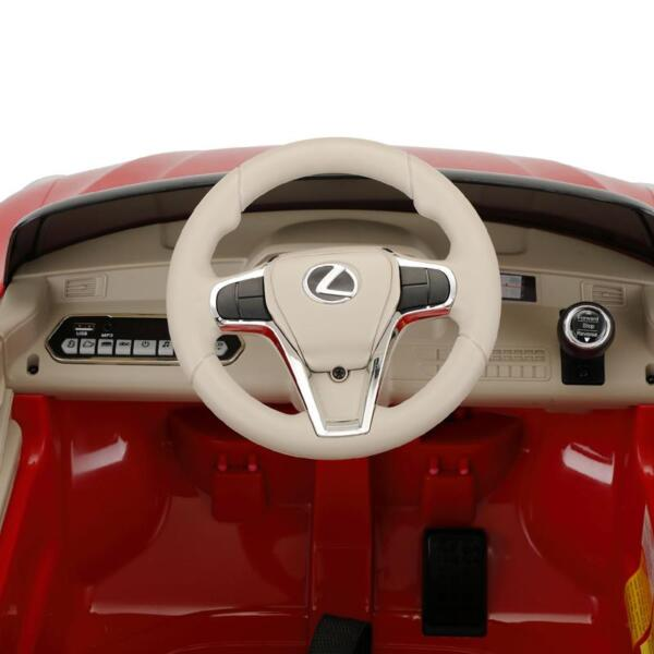 Lexus Licensed LC500 Electric Vehicle, Red lexus licensed lc500 electric vehicle red 28
