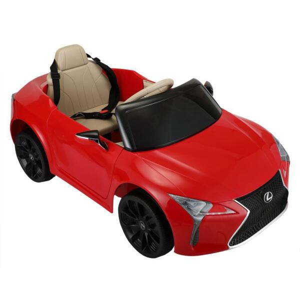 Lexus Licensed LC500 Electric Vehicle, Red lexus licensed lc500 electric vehicle red 7