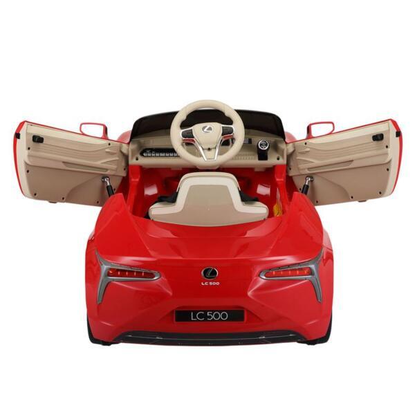 Lexus Licensed LC500 Electric Vehicle, Red lexus licensed lc500 electric vehicle red 9