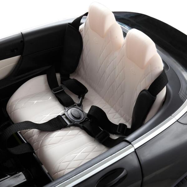 Licensed Mercedes-Benz S650 12V Ride on Car for Kids, Black licensed maybach s650 12v ride on car for kids black 31