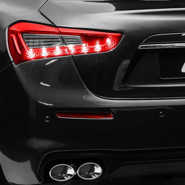 Maserati 12V Rechargeable Toy Vehicle, Black maserati 12v rechargeable toy vehicle black 3
