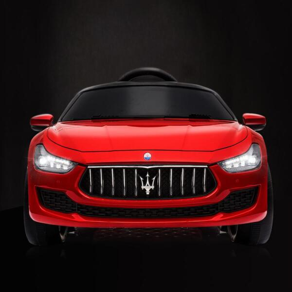 Maserati 12V Rechargeable Toy Vehicle, Red maserati 12v rechargeable toy vehicle red 0