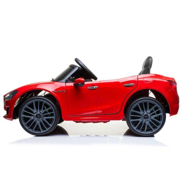 Maserati 12V Rechargeable Toy Vehicle, Red maserati 12v rechargeable toy vehicle red 16