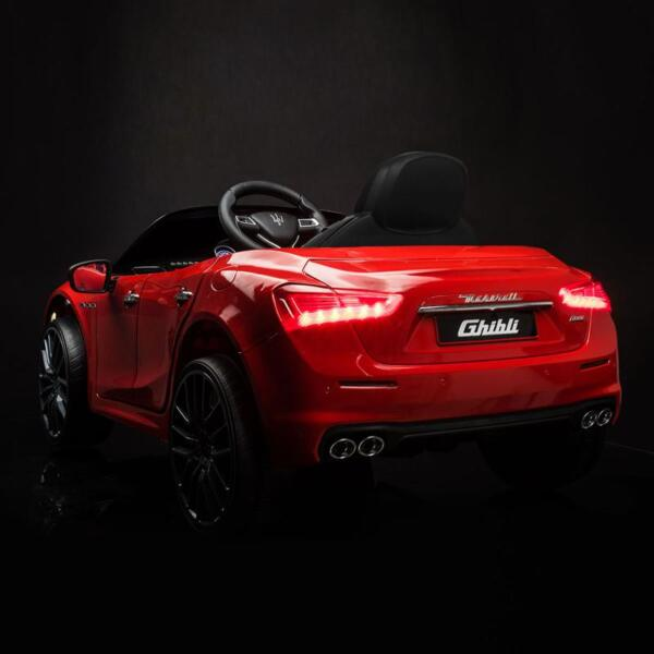 Maserati 12V Rechargeable Toy Vehicle, Red maserati 12v rechargeable toy vehicle red 18