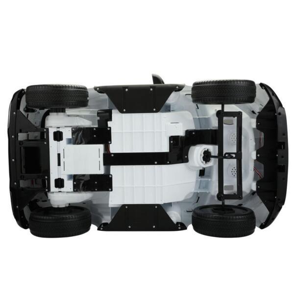 Mercedes Benz EQC Licensed Ride-On Kids Electric Car, White mercedes benz eqc licensed ride on kids electric car white 10