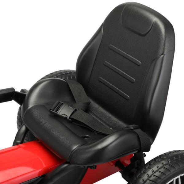 Mercedes Benz Go Kart for Kids 4 Wheel Powered, Red mercedes benz go kart for kids 4 wheel powered red 23