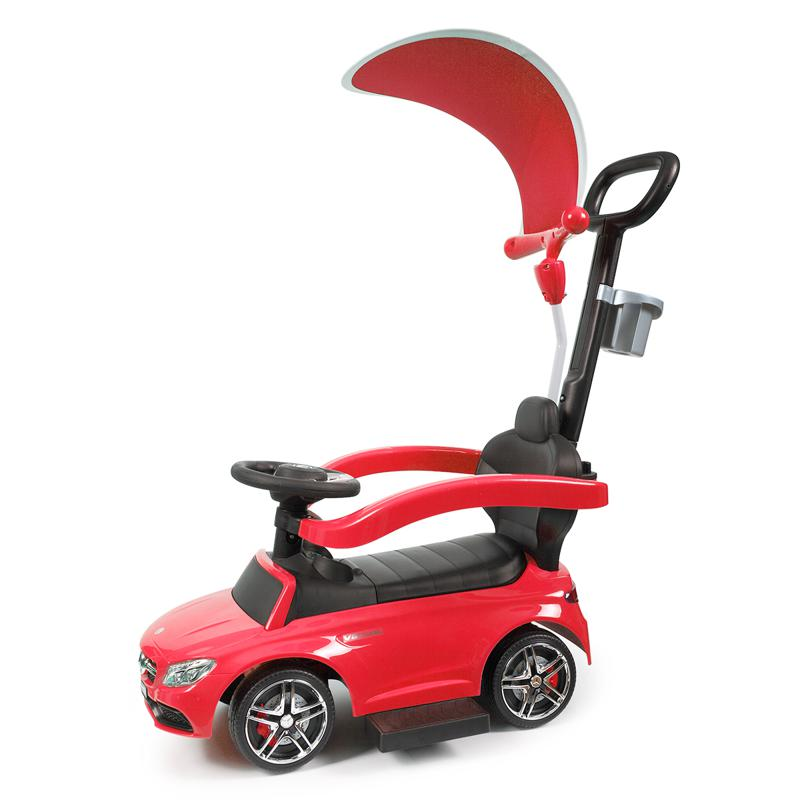 suitable ride on push car for toddlers