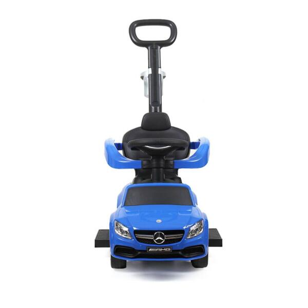 Mercedes Benz Ride On Push Car for Toddlers, Blue mercedes benz licensed ride on push car for toddlers aged 1 3 years blue 10