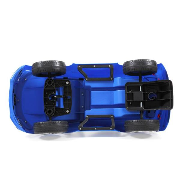Mercedes Benz Push Ride-on Car for Toddlers, Blue mercedes benz push ride on car for toddlers blue 15