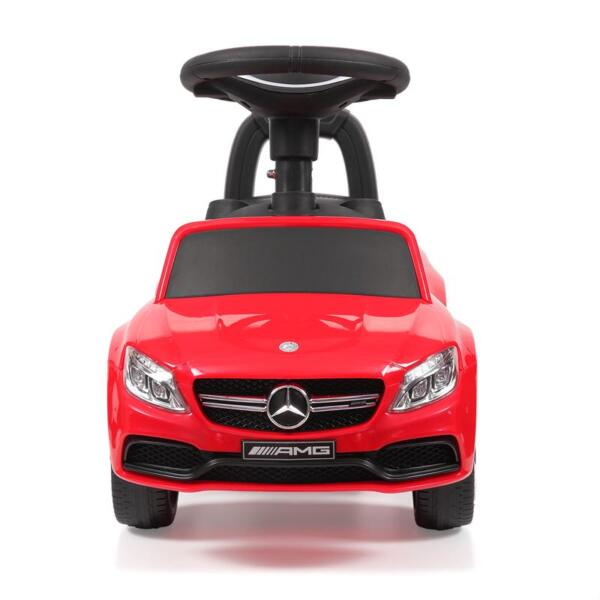 Mercedes Benz Push Ride-on Car for Toddlers, Red mercedes benz push ride on car for toddlers red 0