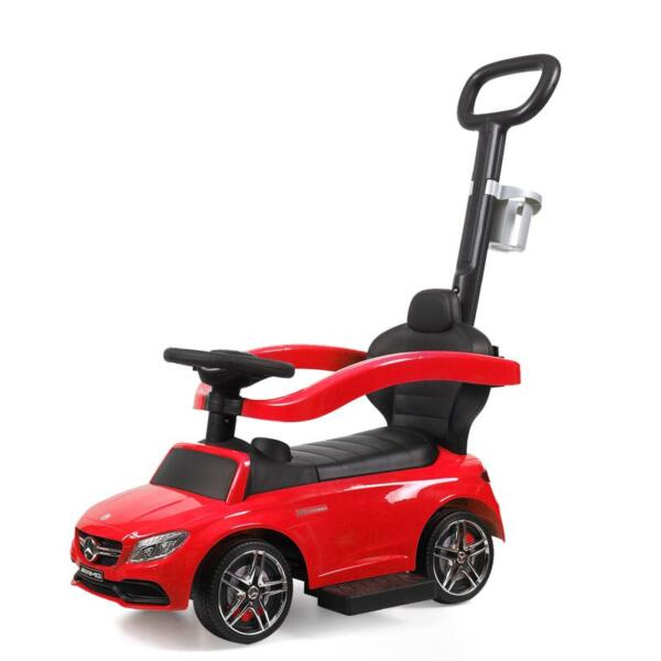 Mercedes Benz Ride On Push Car for Toddlers, Red mercedes benz ride on push car for toddlers aged 1 3 years red 1