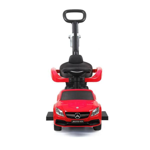 Mercedes Benz Ride-on Push Car for Toddlers Aged 1-3 Years, Red mercedes benz ride on push car for toddlers aged 1 3 years red 10