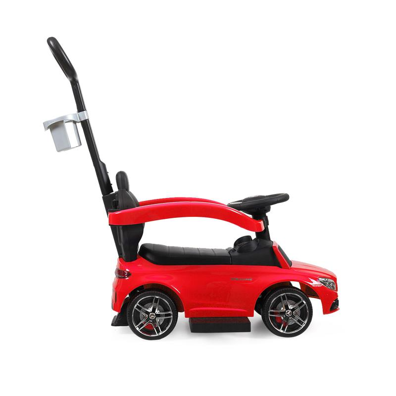 Mercedes Benz Ride On Push Car for Toddlers, Red mercedes benz ride on push car for toddlers aged 1 3 years red 14 1