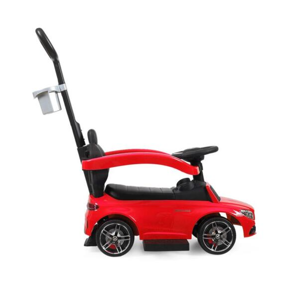 Mercedes Benz Ride-on Push Car for Toddlers Aged 1-3 Years, Red mercedes benz ride on push car for toddlers aged 1 3 years red 14