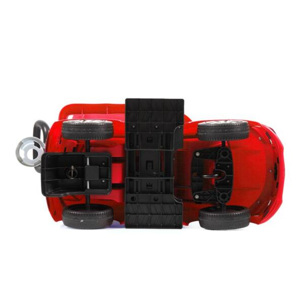 Mercedes Benz Ride-on Push Car for Toddlers Aged 1-3 Years, Red mercedes benz ride on push car for toddlers aged 1 3 years red 16