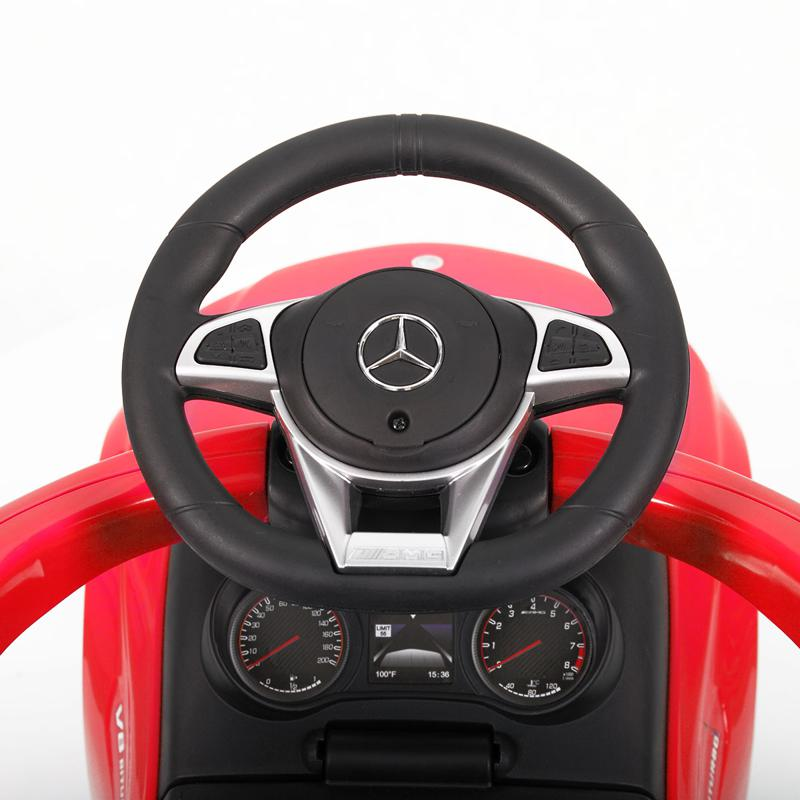 Mercedes Benz Ride On Push Car for Toddlers, Red mercedes benz ride on push car for toddlers aged 1 3 years red 21 1