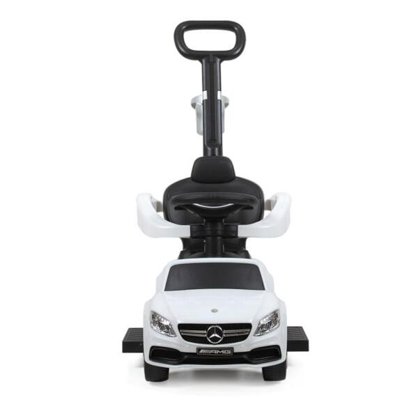 Mercedes Benz Ride-on Push Car for Toddlers Aged 1-3 Years, White mercedes benz ride on push car for toddlers aged 1 3 years white 10