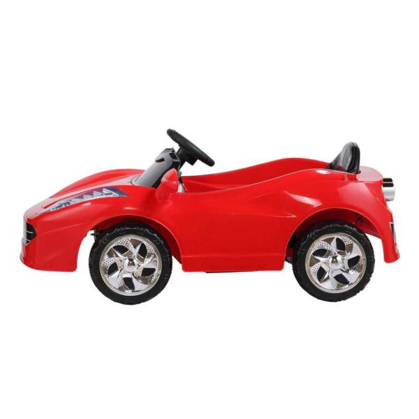 Remote Control Kids Ride On Racing Car, Red remote control kids ride on racing car red 8