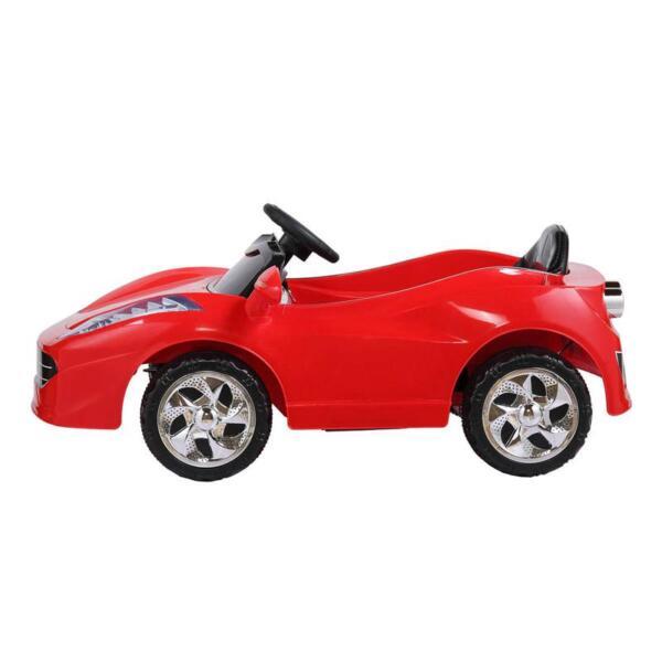 Kids Ride On Racing Car W/ Remote Control remote control kids ride on racing car red 8