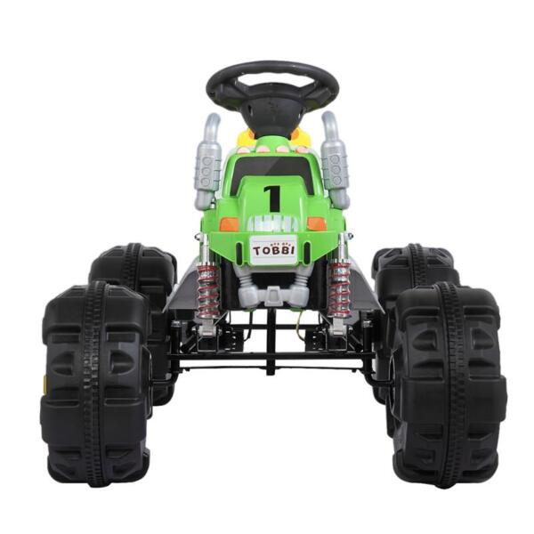 Ride On Car ATV 4 Wheel Shock Beach Vehicle, Green ride on car atv 4 wheel shock beach vehicle green 26
