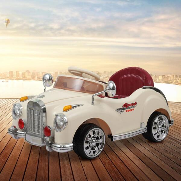 Rome Contral Ride On Car, Beige rome contral ride on car beige 18 1