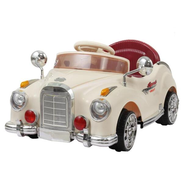Rome Contral Ride On Car, Beige rome contral ride on car beige 23