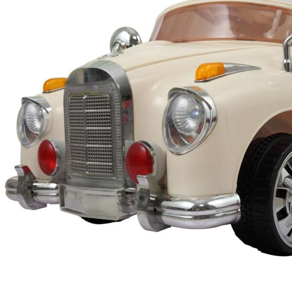 Rome Contral Ride On Car, Beige rome contral ride on car beige 25