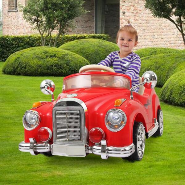 Rome Contral Ride On Car, Red rome contral ride on car red 11 1