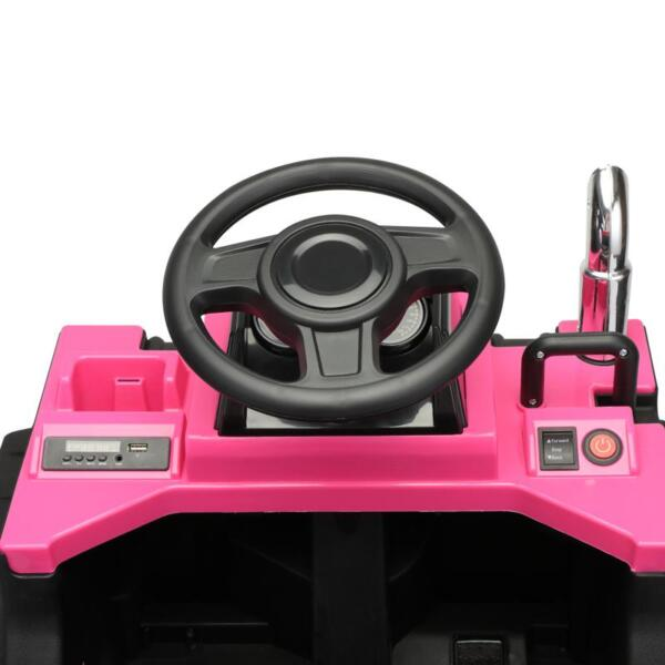 Romote Control Kids Ride on Car Licensed, Rose Red romote contral kids ride on car licensed rose red 19
