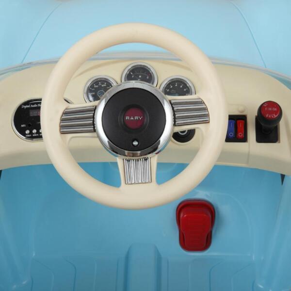 Romote Control Kids Ride on Car Licensed, Light Blue romote contral kids ride on car licensed white 14