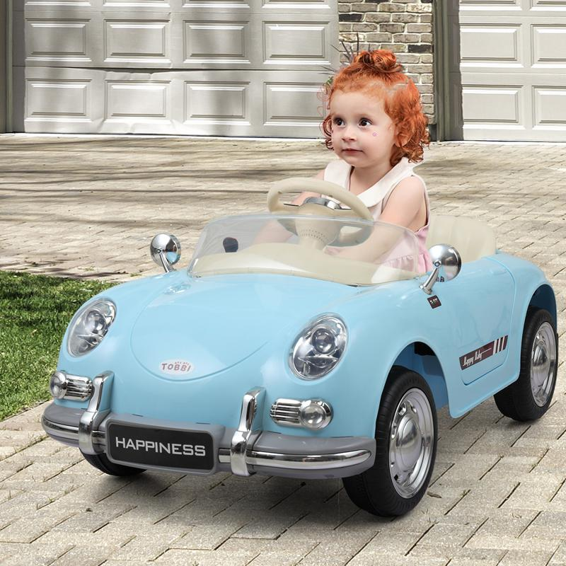 Home romote contral kids ride on car licensed white 46 kids electric cars