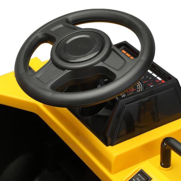 Romote Control Kids Ride on Car Licensed, Yellow romote contral kids ride on car licensed yellow 22