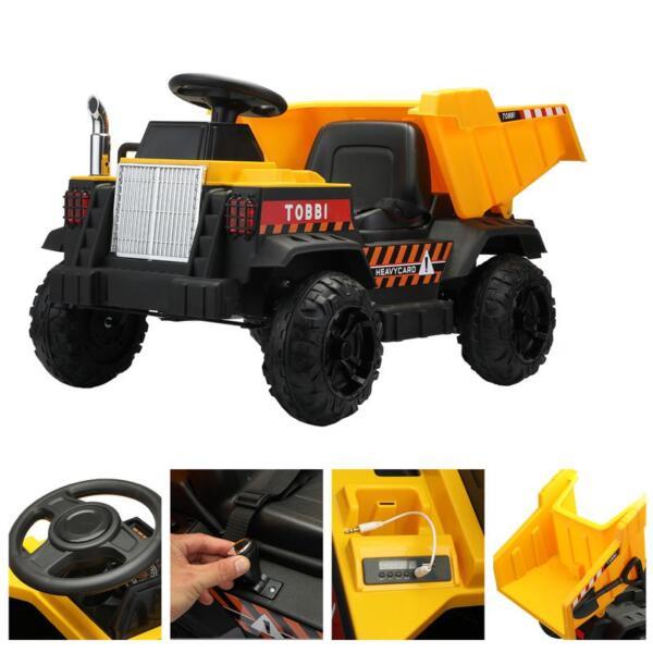 Romote Control Kids Ride on Car Licensed, Yellow romote contral kids ride on car licensed yellow 33