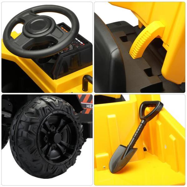 Romote Control Kids Ride on Car Licensed, Yellow romote contral kids ride on car licensed yellow 35 1
