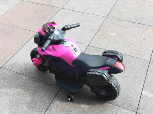 Kid's Ride on Motorcycle Toy photo review