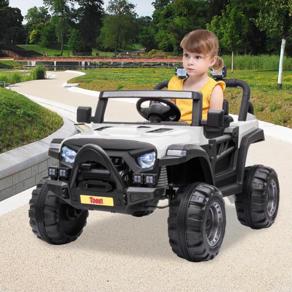 12V Off-Road Kid's Car Remote control Truck Toy th17g0629 cj 3